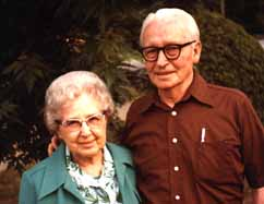 Photo of Olaf and Edith Berry